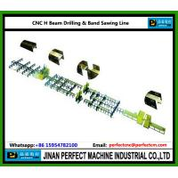 Quality China Top Supplier CNC Beams Drilling Line Machine Model SWZ1000 Steel Structure Machine for sale