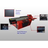 Professional Multifunction Flatbed UV Leather Printer High Precision Manufactures