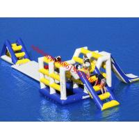 Quality Aqua inflatable water game , inflatable water park ,water sports inflatables for sale