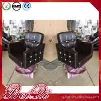 Antique styled salon styling chairs classic barber chair hair salon cheap hair cutting chairs price Manufactures