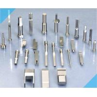 Quality Drilling Wire EDM Welding CNC Turned Parts For Electric Motor Spare Parts for sale