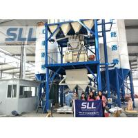 Quality High Productivity Dry Mix Mortar Production Line Premix Plant Equipment for sale