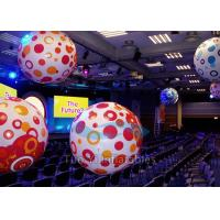 Entertainment Air Filling Helium Balloon Waterproof 12 - 18 KPA Air Pressure Manufactures