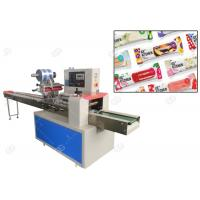 China Automatic Food Packing Machine Ice Cream And Popsicle Packaging Machine on sale