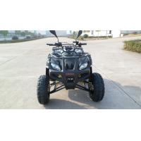 4 Stroke Utility ATV , One Seat Red Automatic Kandi 200CC Quad Manufactures