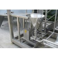 Bottled Package Beverages Pasteurized Milk Processing Line , Milk Processing Machine Manufactures