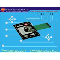 El Display Backlit Membrane Switch / Graphics In Home Apliance And Equipment Manufactures