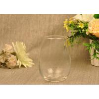Beverage Tall Coloured Tumbler Glasses Personalized Eco Friendly Manufactures