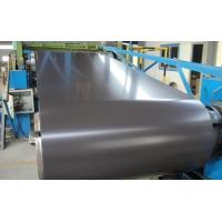 Custom 0.8mm Thickness 1250mm Width 8um bottom Color coating High strength steel plate PPGI Coils Manufactures