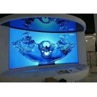 1R1G1B Rental Flexible P3.91 Curved Video Wall Displays Manufactures