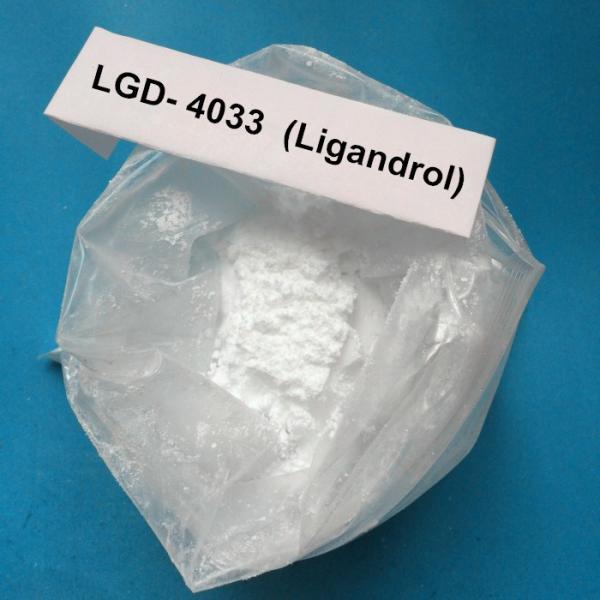 Quality Body Building Anabolic Sarms LGD-4033 Purity 99% Sarms Ligandrol CAS 1165910-22-4 for sale