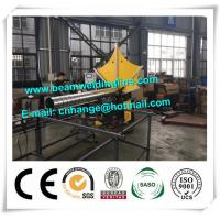 Buy cheap HVAC Spiral Duct Forming Machine , Wind Tower Production Equipment For HVAC PIpe from wholesalers