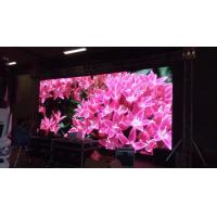 600*337.5mm High Definition Cost Effective Adversting HD LED Display , RGB LED Display Manufactures