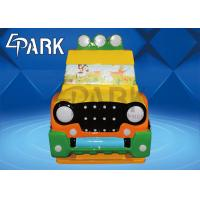 China Jeep Car EPARK new gema machine for kids coin amusement game machine kids electric car for sale on sale