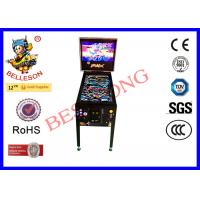High Speed Funhouse Arcade Pinball Machine With Folding Function Manufactures