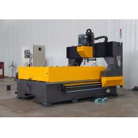 Metal Flange CNC Plate Drilling Machine 100mm Maximum Processing Thickness Manufactures