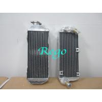 Small Brazing Aluminum Motorcycle Radiator , Suzuki Motorcycle Radiator Manufactures