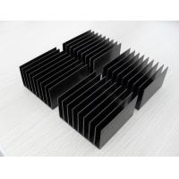 Powder Coating Anodizing Aluminium Heat Sink Profiles Colourful High Efficiency Enclosure Manufactures