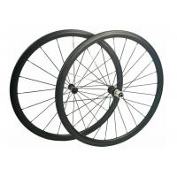 Anti High Temperature Carbon Road Cycling Wheels 9 / 10 / 11 Speed Compatible Manufactures
