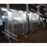 Buy cheap Forced Convection Tray Drying Oven PLC / Touch Screen With Glass Bottle from wholesalers