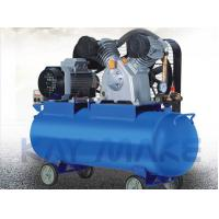 Buy cheap Low Speed Piston Type Air Compressor Long Life Spend Reed Valve Design from wholesalers