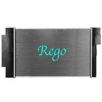 Aftermarket Car Cooling Radiator Replacement For 08 - 12 Scion XB 2.4L L4 1 Row Manufactures