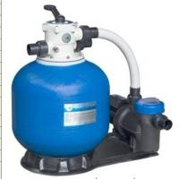 China Cooling Water System Fiberglass Sand Filter Tank High Efficiency on sale