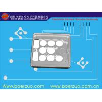 Nautical Instrument Membrane Touch Switch Keypad With 1000000 Times Manufactures