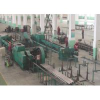 Metal Pipe 3 Roll Mill / Rolling Mill Machinery 55KW With Carbon Steel 80 m / Min Manufactures