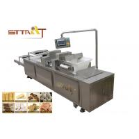 Stainless Steel Cereal Bar Production Line For Muesli Making 300-400kg/Hr Manufactures
