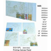 3mm Thick Print Stretched Canvas Art Painting Canvas Panel OEM Service Avaliable Manufactures