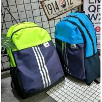 Men And Women Universal Backpack Campus Wind Student Waterproof Oxford Cloth Large Bag Outdoor Travel Bag Manufactures