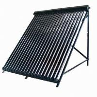 Solar Collector with 4MPa working Pressure and 1,800mm Tubes Manufactures