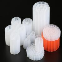 Long Life 19 Holes K1 Filter Media Virgin HDPE Material Bio Balls For RAS And Wastewater Manufactures