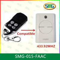 China 4 channel Faac XT4 433 RC remote control rolling code 433.92 MHz on sale