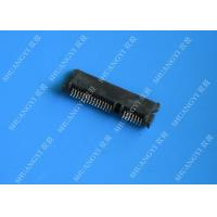 Vertical Surface Mount PCB Wire To Board Connectors , Natural Resin 1.25 mm Pitch Connector Manufactures
