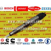 BOSCH DIESEL INJECTOR,FUEL INJECTOR ISLE 5272937 0445120304 BOSCH COMMON RAIL INJECTOR Manufactures