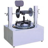 Swivel Cycling Durability Chair Testing Machine With Microcomputer Controlling Manufactures