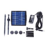Solar Fountain Pump Manufactures