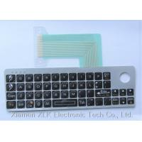 Industrial Remote Control Keypad For Automated Machines With 4 Color Logo Printing Manufactures