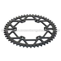 Quality Strongest Dirt Bike Sprockets Motocross Kawasaki Lightweight Motorcycle Rear Sprocket for sale
