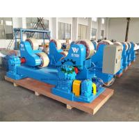 Automatic Vessel Turning Rolls , Heavy Duty Self Aligning Rotator CE Approved Manufactures