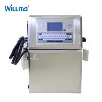 High Product Efficiency Inkjet Batch Coding Machine For Bottles Manufactures