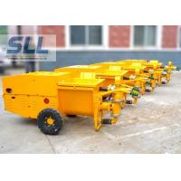 Quality High Working Pressure Mortar Mixer Pump Machine Dry Cement Pump CE Approved for sale