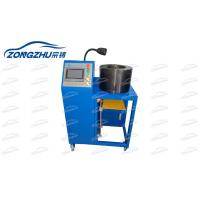 Air Suspension Spring Hose Pipe Making Machine Automatic Hydraulic Hose Crimper 380V Manufactures