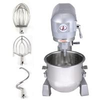 Quality 20L Commercial Spiral Dough Mixer Egg Beater Food Processing Machinery for sale