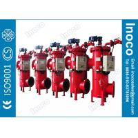 Self Cleaning Water Filter Industrial Manufactures