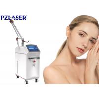 Professional Skin Tightening Laser Machine / Picosecond Co2 Laser Machine ISO13485 Manufactures
