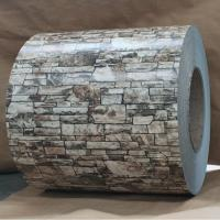Buy cheap Decorative Prepainted Color Coated Steel Coil Below 1250 Mm Width 0.20 - 1.2mm from wholesalers