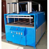 Commercial Vacuum Pillow Packing Machine , Movable Foam Packing Machine Manufactures